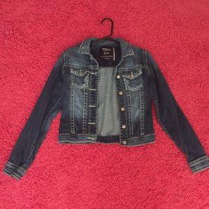 Silver Jeans Co. Denim Jacket XS